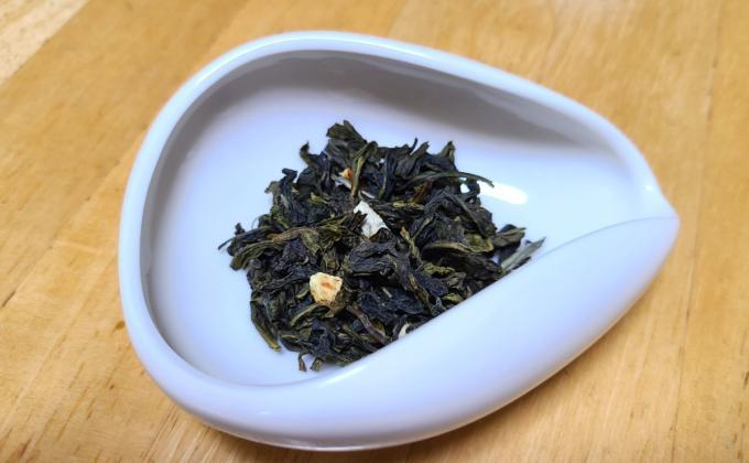 ルピシアで購入したエメラルド・アールグレイの茶葉