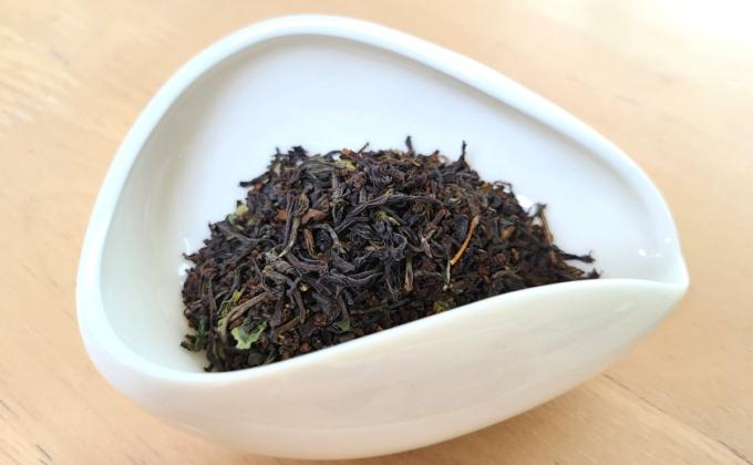 ルピシアのベル・エポックの茶葉の写真