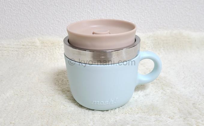 猫舌専科マグカップの写真