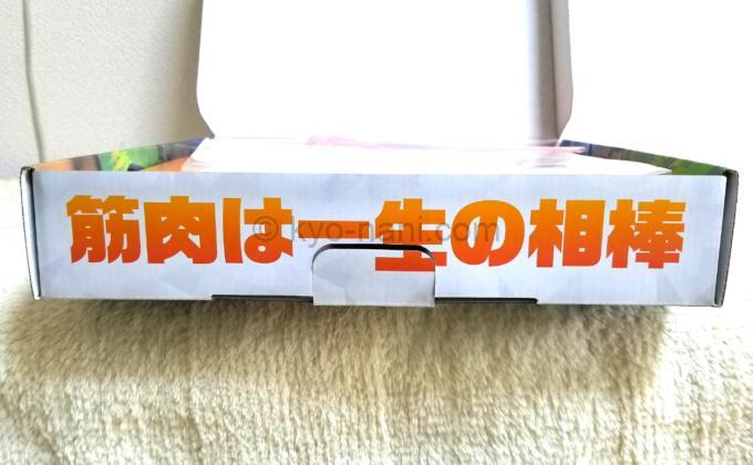 リングフィットアドベンチャーのパッケージの側面写真